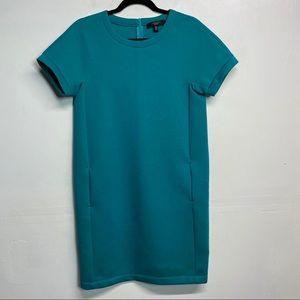 MaxMara blue dress pockets
